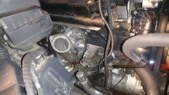 TRF Steg 4 turbo på plass