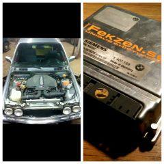 Bmw M5 E39 V8 motor, MSS52 i E30 kaross.