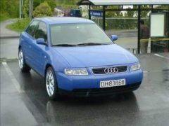 2 Audi A3 1997.2