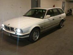 4 BMW E34 520i 1993.1