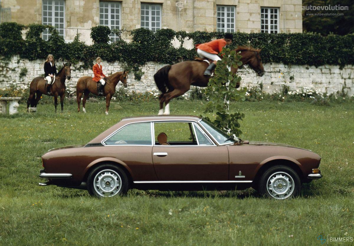 Peugeot 504 Coupé