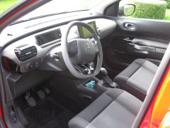 Citroën C4 Cactus interiør