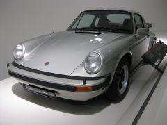 Porsche 930 nummer 1