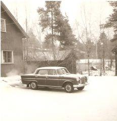 Mercedes-Benz W110 1964