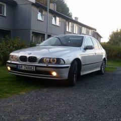 BMW E39 M-TECH