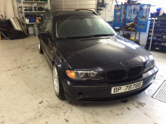 Min BMW E46 Touring