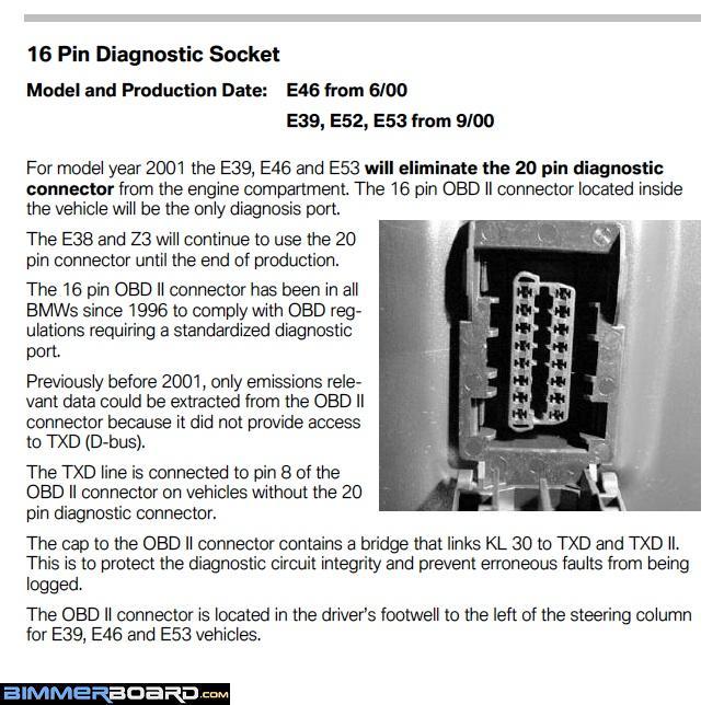 hvilken scanner fungere p e46 preface koding og. Black Bedroom Furniture Sets. Home Design Ideas