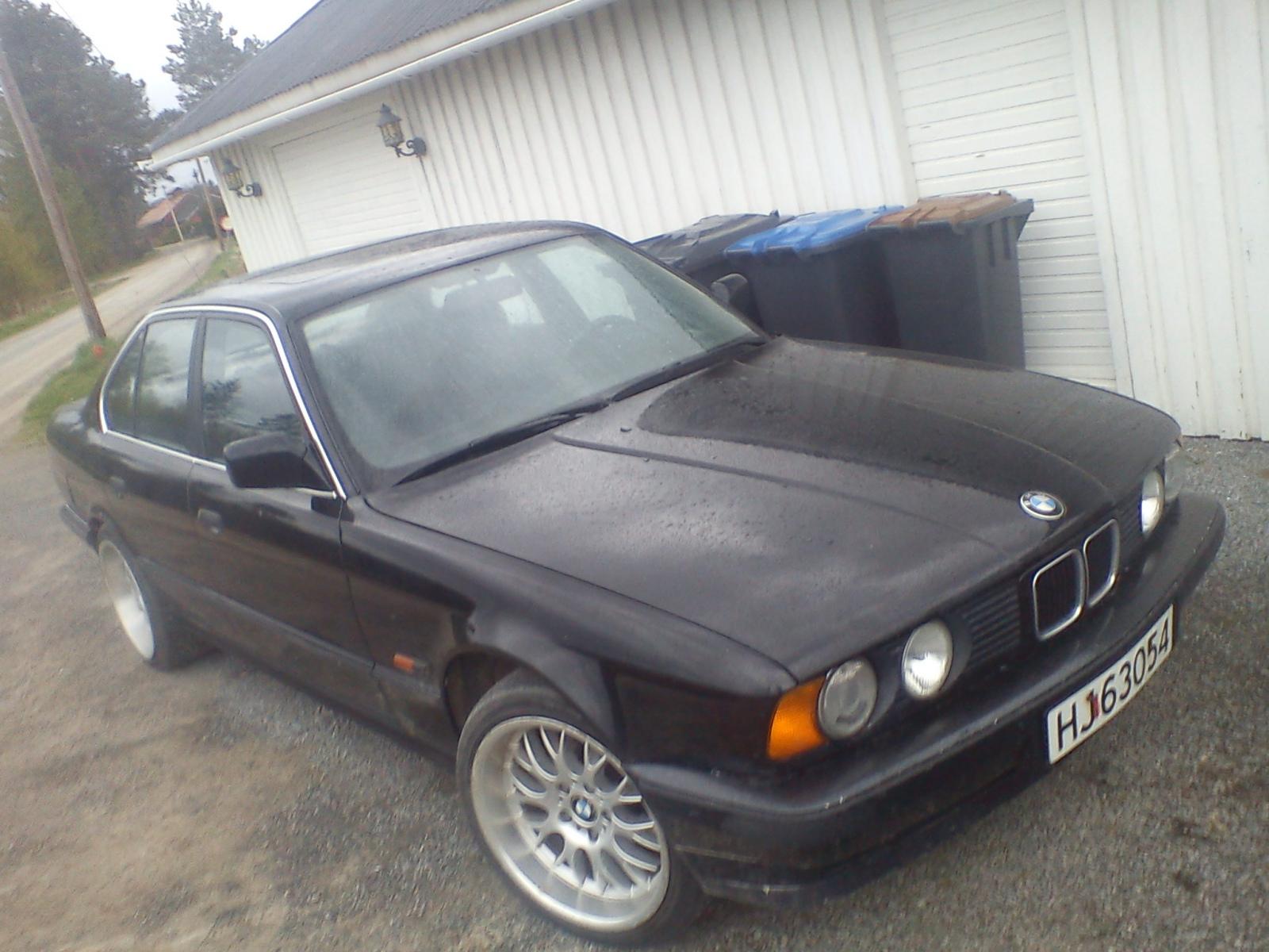 1990 BMW 5-serie E34 520 (M20)
