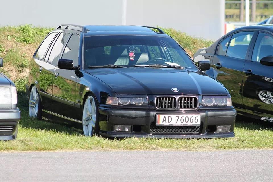 1996 BMW E36 318 TDS Touring