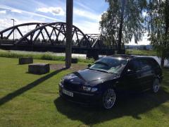 2001 BMW 3-serie E46 320D M-Sport