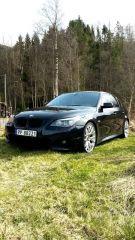 7 BMW E60 525DA 2007.1