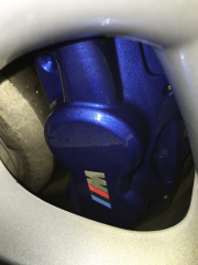 M-performance bremser
