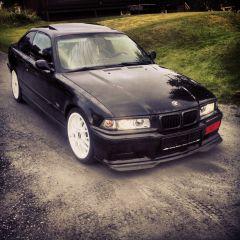 BMW E36 318is '92