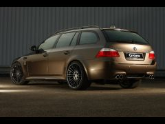 BMW M5 E61 HURRICANE RS TOURING BY G POWER Bmw 19577684 1920 1440