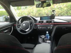 2015 320d xDrive Touring (Sport), interiør