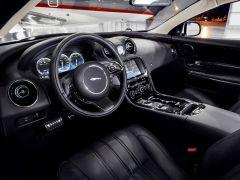 2012 Jaguar XJ interiør