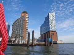 Hamburg,  Die Elbphilharmonie