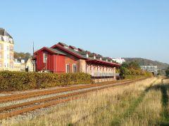 Pakkhuset på Østbanegården i Århus