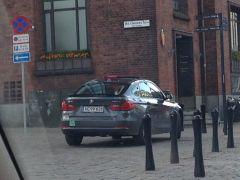 Dansk 320d GT som taxi