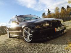 1997 BMW 3-serie E36 318 TDS