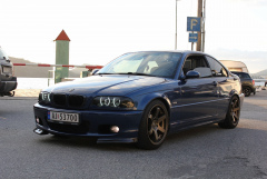 e46 coupe 318i