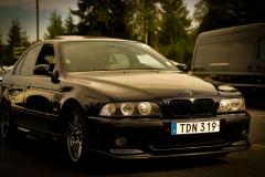 BMW E39 M5 Black Pearl